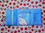 dompet hp flanel