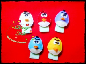finger puppet angry birds