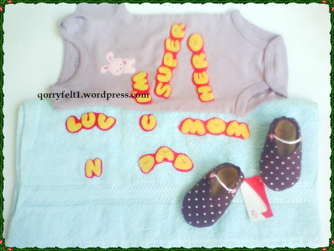 Baby Gift SET Paket Hadiah Untuk Bayi Berisi Jumper Aplikasi