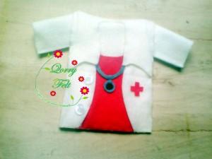 jas dokter handmade