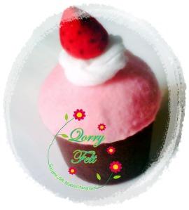 toples hias cupcake