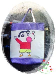 anime bag sinchan