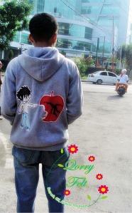 jaket hoodie murah