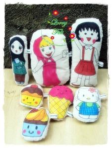 boneka aman untuk anak-anak