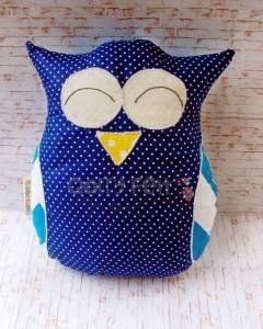 bantal owl lucu