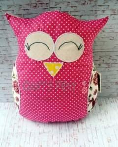bantal owl luu